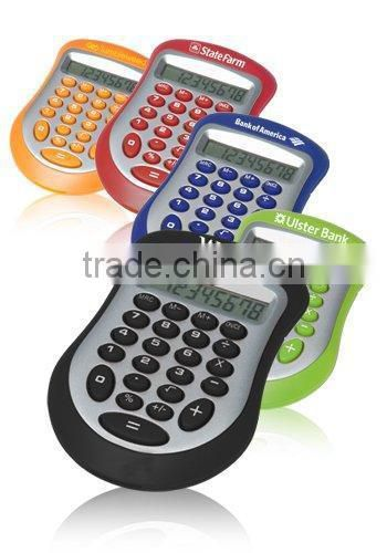 square shape electronic calculator