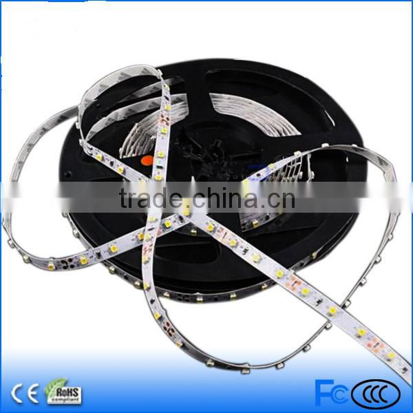 Flexible waterproof 2700k 3528 smd led strip light