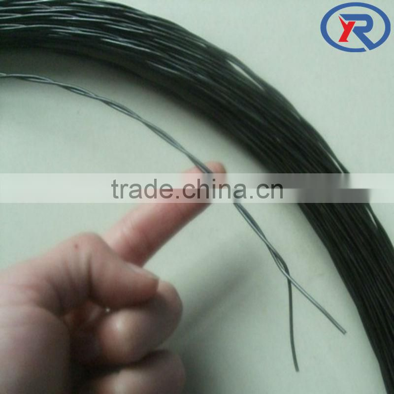 high tensile twisted binding wire/twisted black annealed wire/twisted steel wire