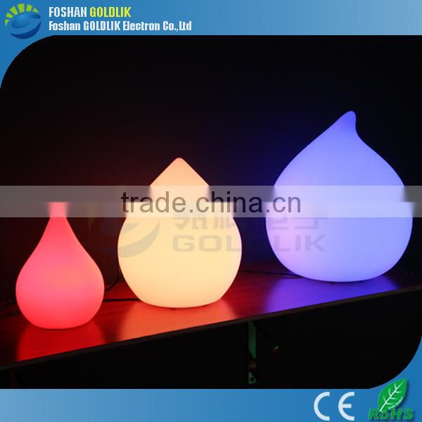 Plastic waterproof christmas decorations led light with multi-color GKD-002TE