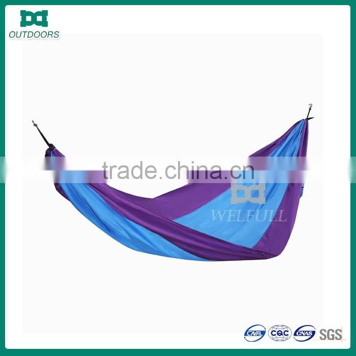 Best Sale Colorful Pure Garden Nylon Camping Hammocks