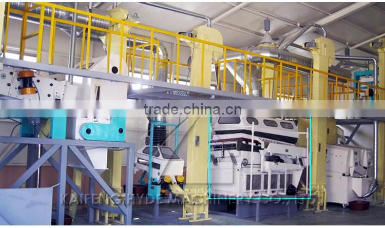 5XZ Chickpea seed gravity separator for Peas sorting machine