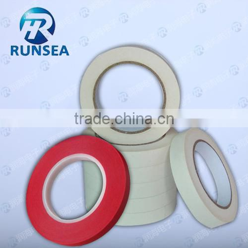 crepe paper masking tape / spray paint masking tape / flexible Crepe Masking Tape