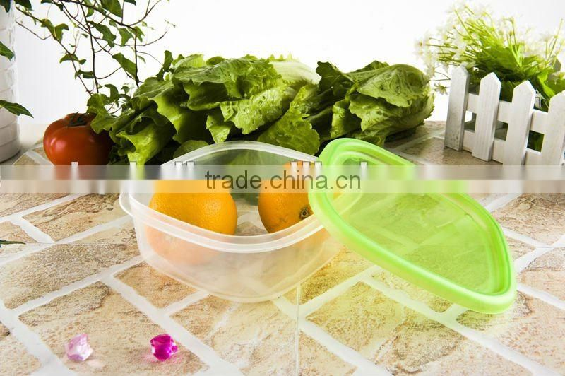 Hot selling plastic food box with low price