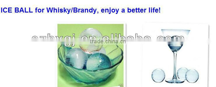 MA-368 2013 Novelty Silicone Ice Ball Mould Ideal For Drinkers Drinking Whisky
