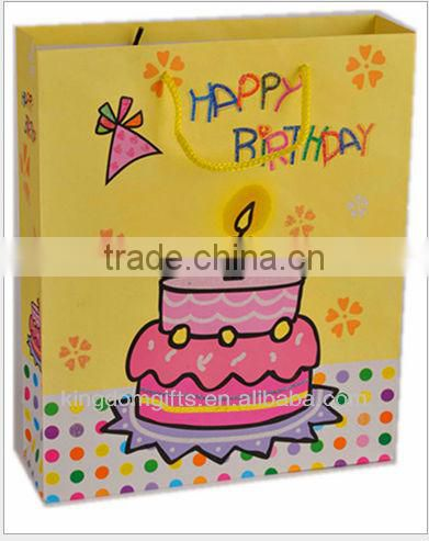 Birthday Gift Paper Shopping Bags