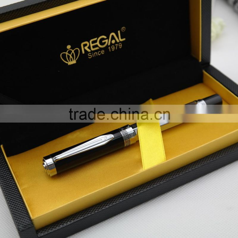 luxury fountain pen , High quality Regal fountain pen , Fountain pen for VIP
