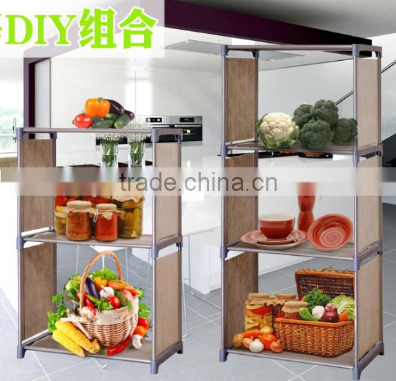 Fashion design portable easy moving cheap book rack price