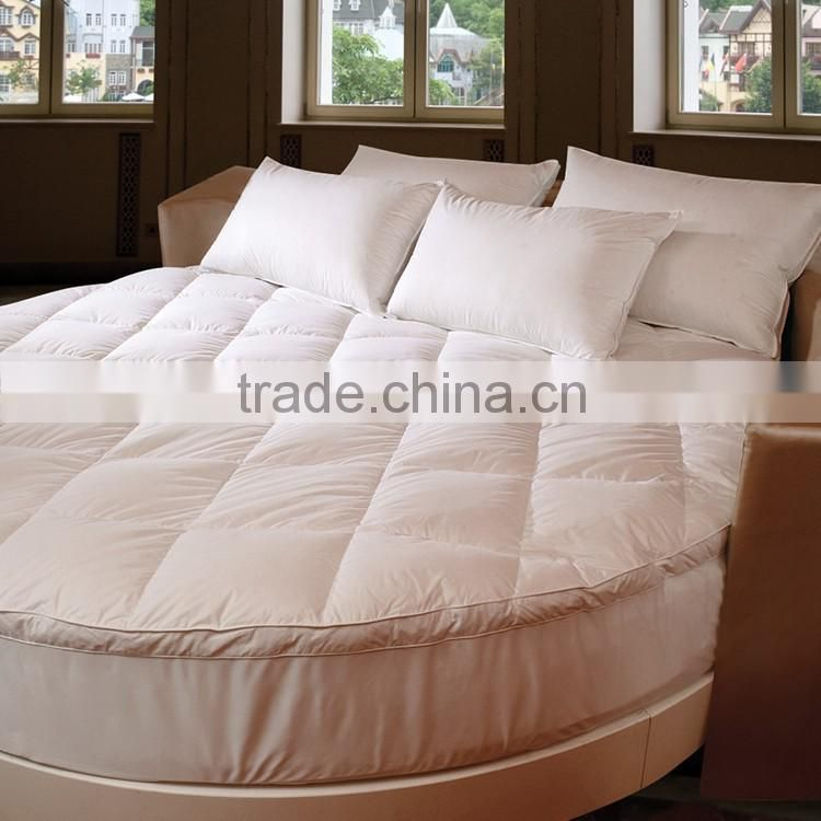 Hot new products for 2016 2 layers mattress topper,topper mattress goods from china