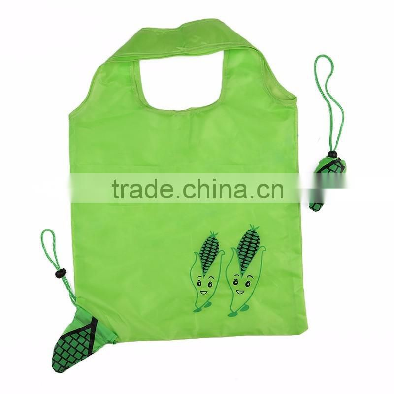 Lovely mouse shaped 190T polyester Foldable tote Bag(GR-PPPL405)