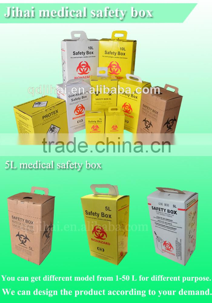 Carton box manufacturing process medical carton box