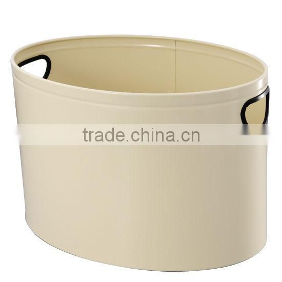Convenient Carbon Steel Laundry Bin for child
