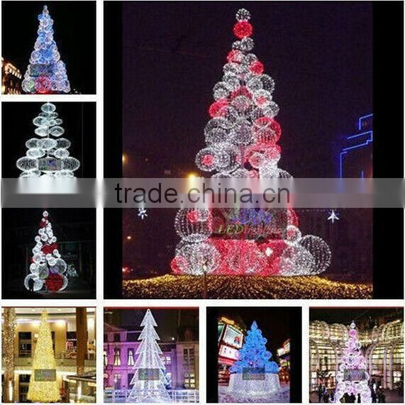 SJZJN 1506 Well Designed artificial Modern Christmas Tree/Artificial Inflatable Christmas Tree