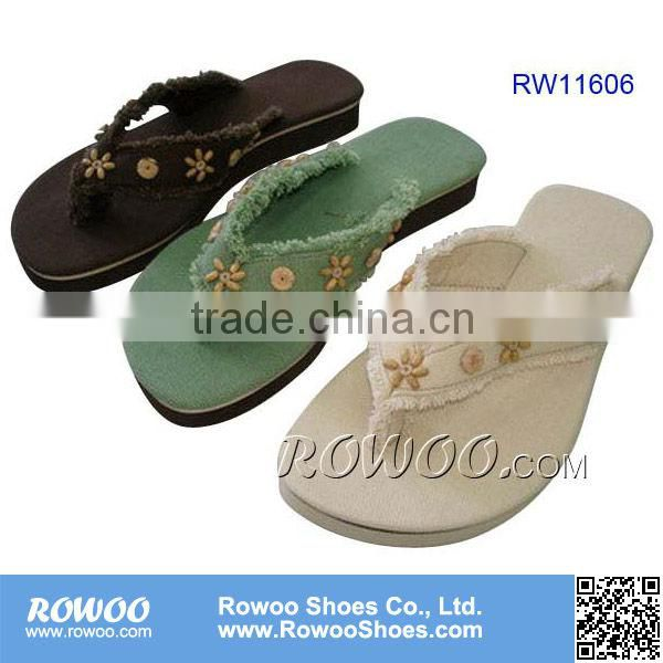 Women canvas Slipper