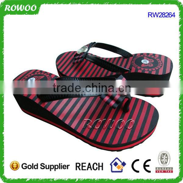 Slipper Style hotel spa flip flops Miami Beach shoes