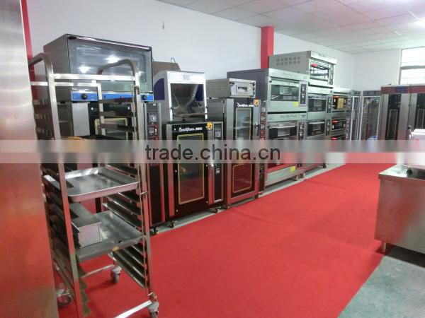 Hot sale double deck Lpg ovens(ZQF-Y-2)