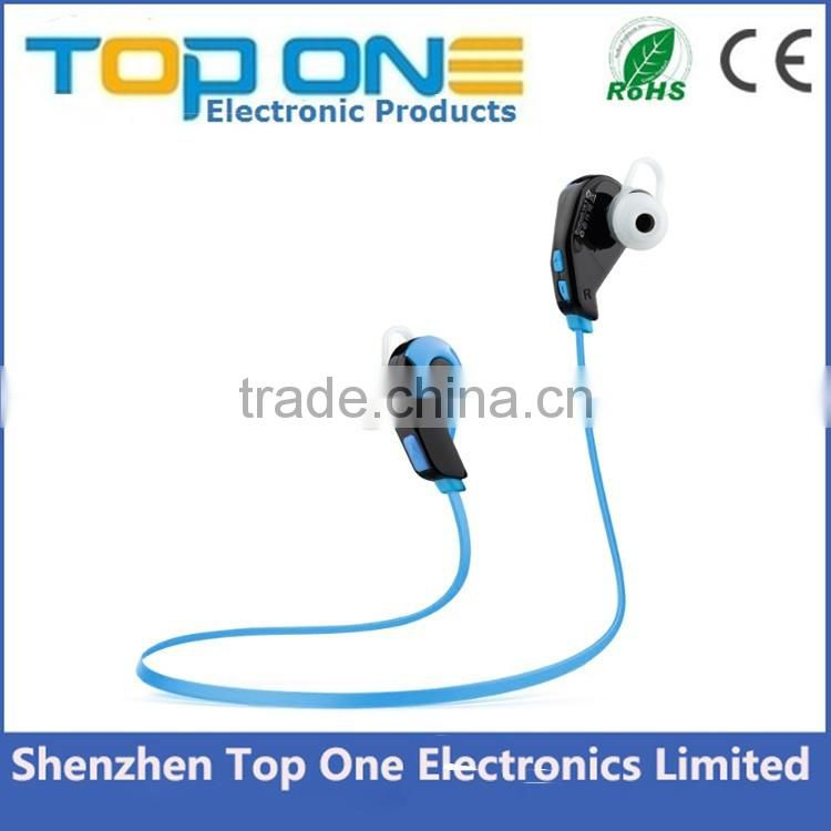 Fashion Sport Bluetooth 4.1 Earpiece Mobile Wireless Stereo Earphone Deep Bass Headset