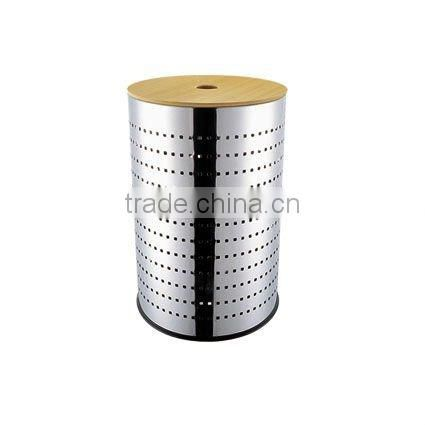 Stainless Steel/Coating Trash Bin