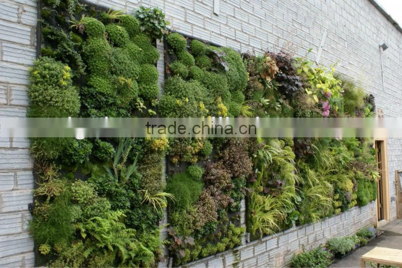 besr price artificial plant wall artificial plastic plant artificial vertical grass wall for decor