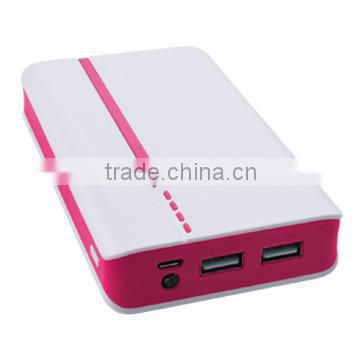 2015 Portable Fast Charge Good Quality Power Bank For Sony Ericsson