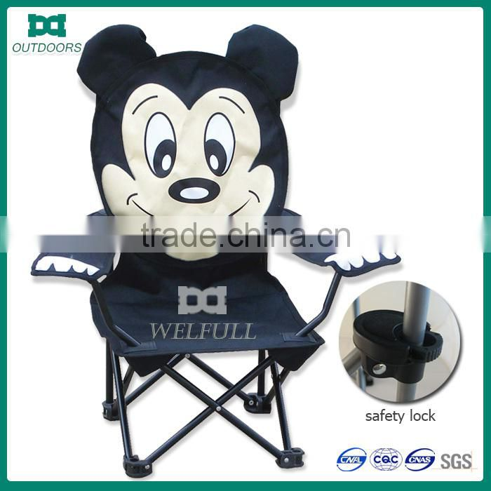 Relax folding camping chair for kids