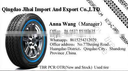 Best Quality Used Tire for africa