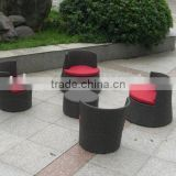 rattan chair or outdoor furniture