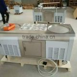 Ice Cream Application and New Condition fry ice cream machine
