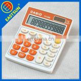 Promotional 25-digit Desktop Flexible Calculator