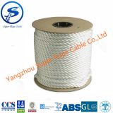 nylon rope ,PA yarn rope , PA multifilament rope, 3strands twisted nylon rope,marine nylon rope