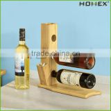 Bamboo wine rack inserts for cabinets Homex-BSCI