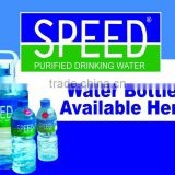 SPEED WATER 19L BOTTLE