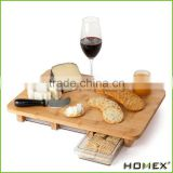 Multi-Use Circle Bamboo Serving Board/Homex_Factory