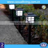 Solar Powered LED Path Light Outdoor Garden Lawn Landscape Solar Stake Light