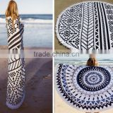 round beach towel bulk