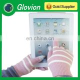 Soft Warm Touch Screen Gloves for Women in cold winter