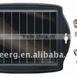 Solar AUTO Battery Trickle Charger - 1.8w