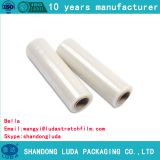 Wholesale transparent tray casting stretch wrap film roll