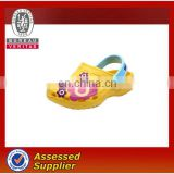 Children's pretty cute hollow comfortable good-quality clogs with flower pattern