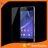 High clear anti friction mobile screen for sony xperia tempered glass screen protectors