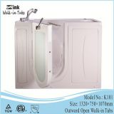 Foshan Zink portable bathtub walk in tub shower combo