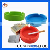 Eco-friendly vintage ashtrays/christmas decorations ashtray/silicone ash tray