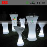 illuminated outdoor furniture 16 color led RGB GF311