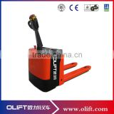 high lift hydraulic hand pallet truck new designed high quality mini full electric hydraulic pallet truck