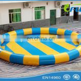 cheap inflatable water ball pool/walking water ball pool