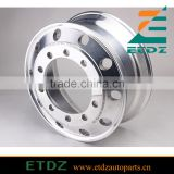 Truck Lightweight Commercial vehicle forged aluminum wheel