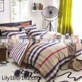 4pcs bedding set,full size China factory patchwork printed quilt cotton fabric bedding set