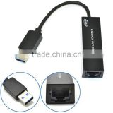 USB 3.0 10/100/1000Mbps Gigabit Ethernet RJ45 External Network Card Lan Adapter