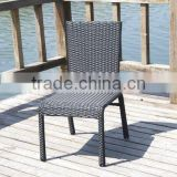 PE Rattan & Wicker Dining Room Chair