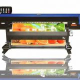 Photojet 6 color printing Outdoor Eco solvent ptinter machine